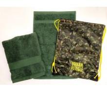 Set de serviettes de natation Urban Jungle
