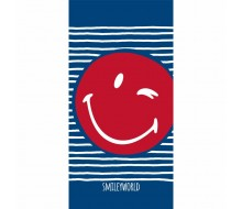 Serviette de bain Smiley Sailor