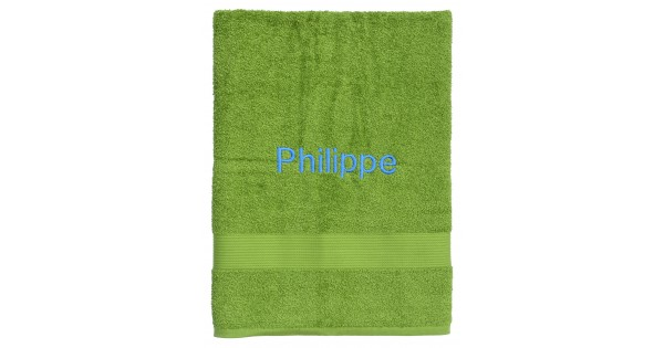 Serviette de bain Fairtrade