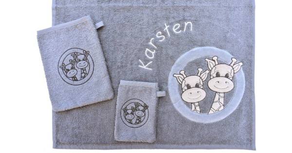 Serviette de bain Little Triki's