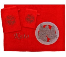 Serviette Little Triki's