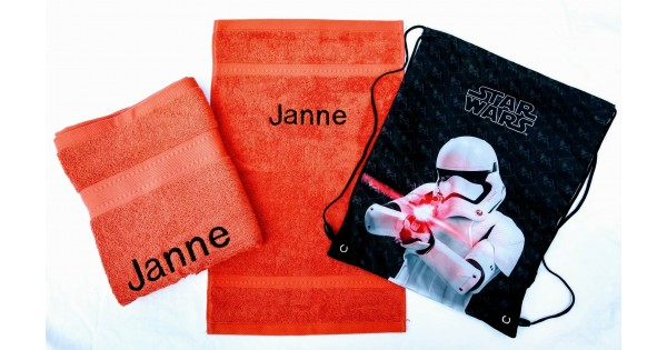 Set de serviettes (de natation) Jules Clarysse Talis