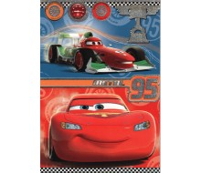 Carte de voeux Disney Cars