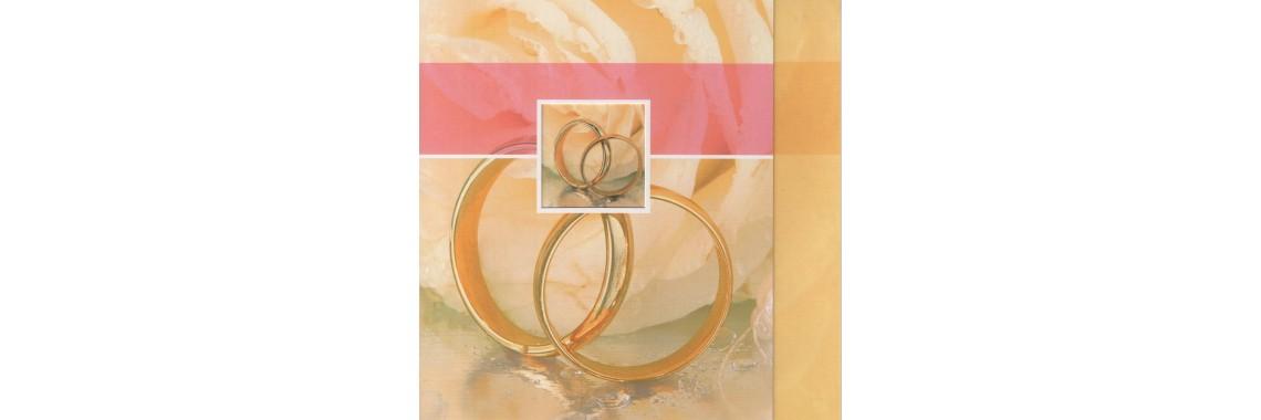 kaartje trouwringen