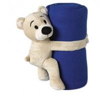 Peluche ours avec fleece