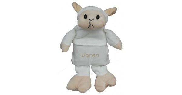 Peluche mouton chaleur