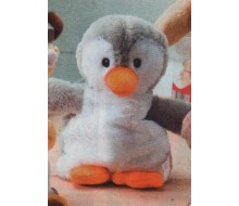 Peluche penguin chaleur