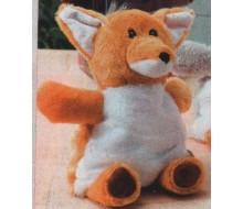 Peluche chaleur petit renard