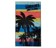 Drap de plage California Surfers