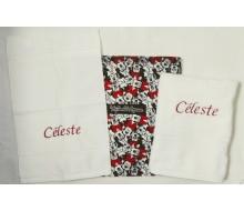 Set de serviettes de natation Minnie Mouse