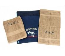 Set de serviettes de natation T-Rex Kickers