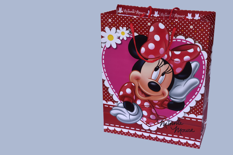 Sac cadeau Minnie Mouse